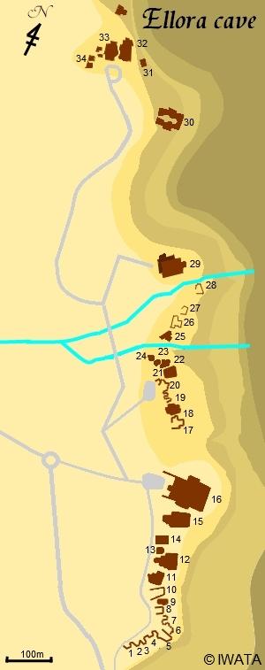 エローラ石窟群の画像 p1_36